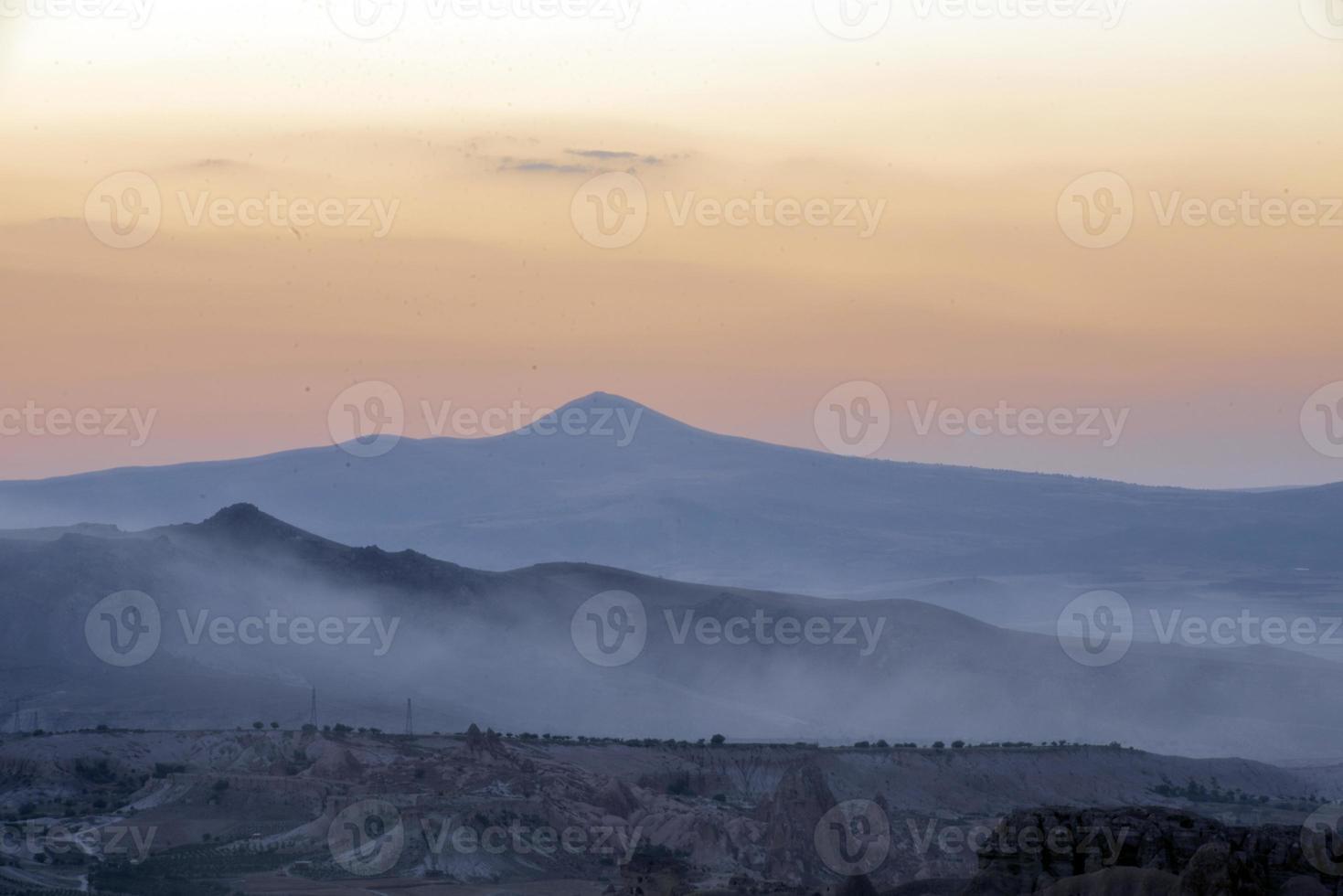 anatolia, kalkon, cappadocia foto