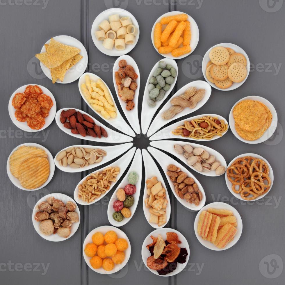 mellanmål matfat foto