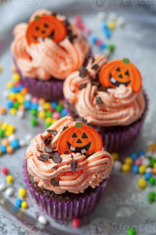 halloween muffins foto