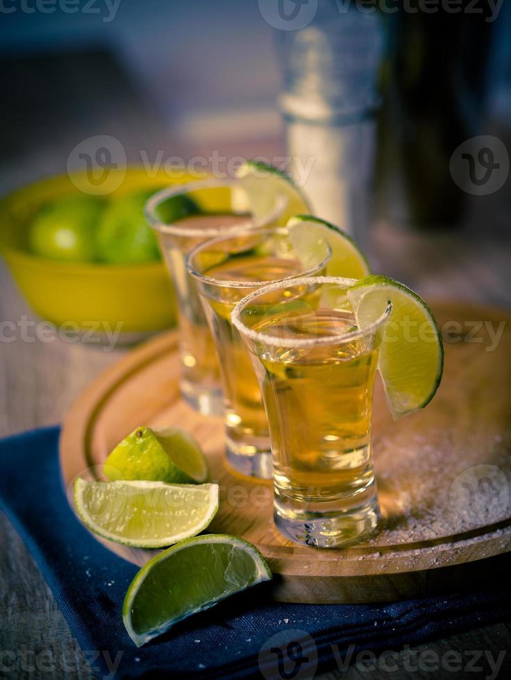tequila skott foto