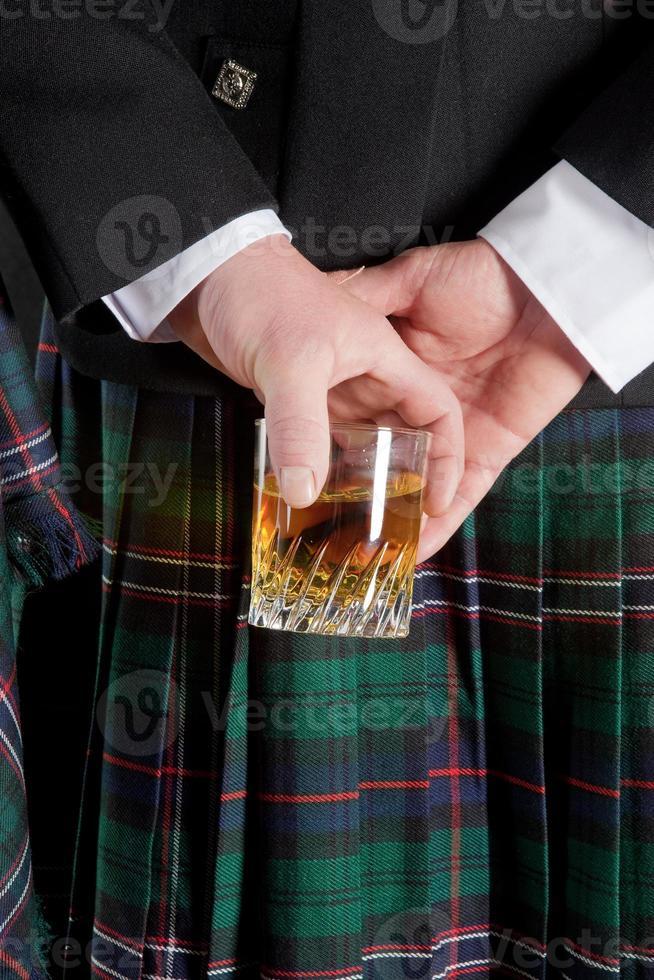 skotsk whisky foto