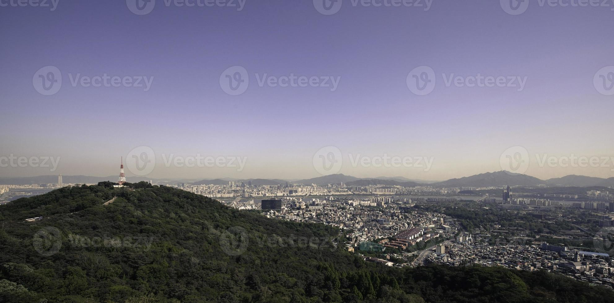 Seoul stadsbild foto