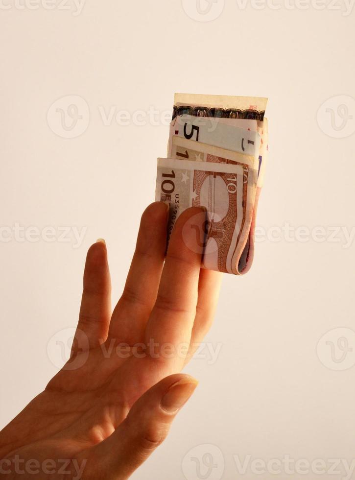 kontanter foto