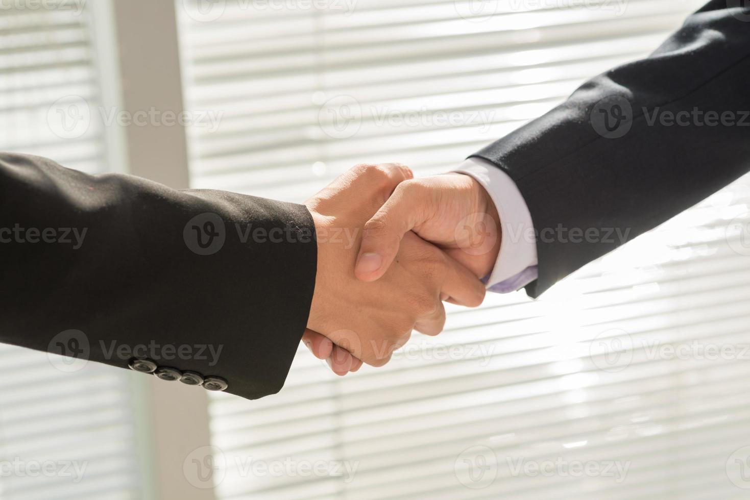 fast handslag foto