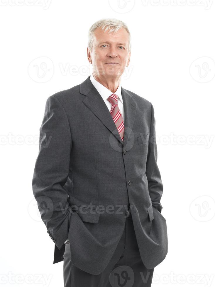 verkställande affärsman foto