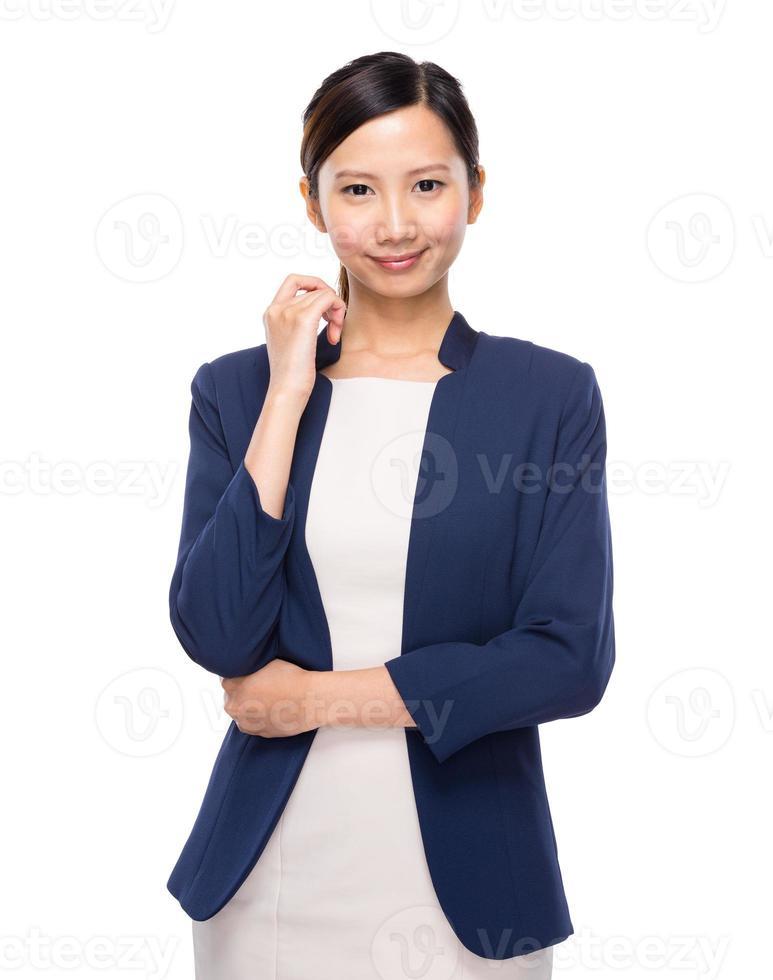 professionell affärskvinna foto