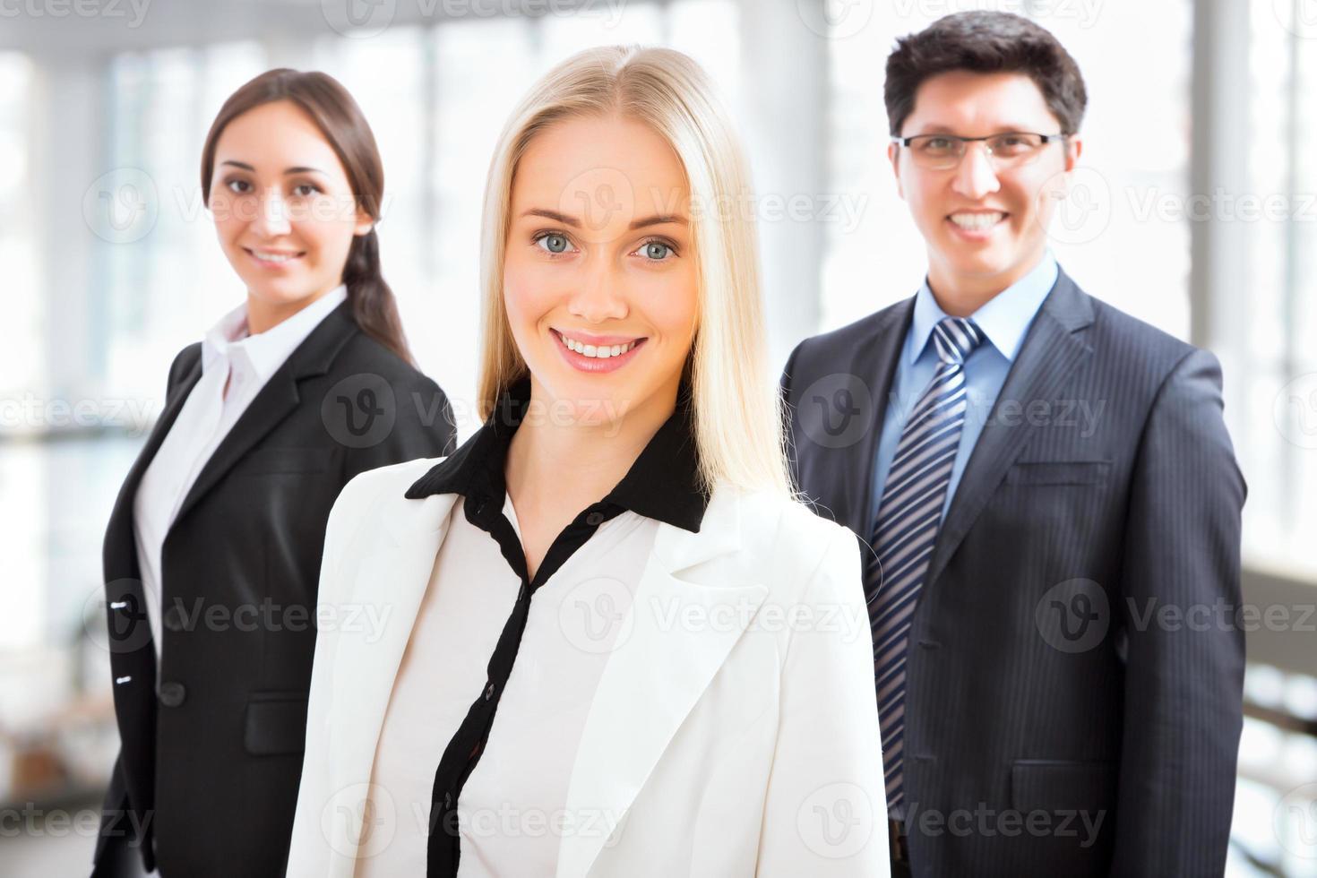 grupp affärsmän foto