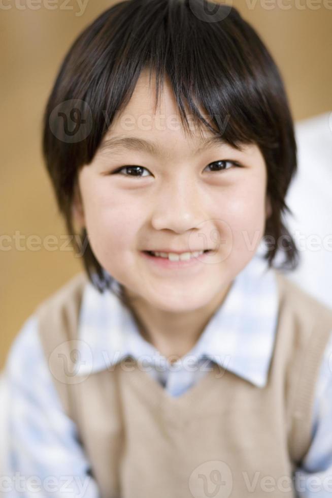 japansk pojke foto
