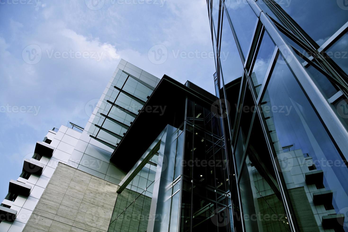 affärskontor skyskrapa bygga företags modern arkitektur stadsekonomi tillväxt foto