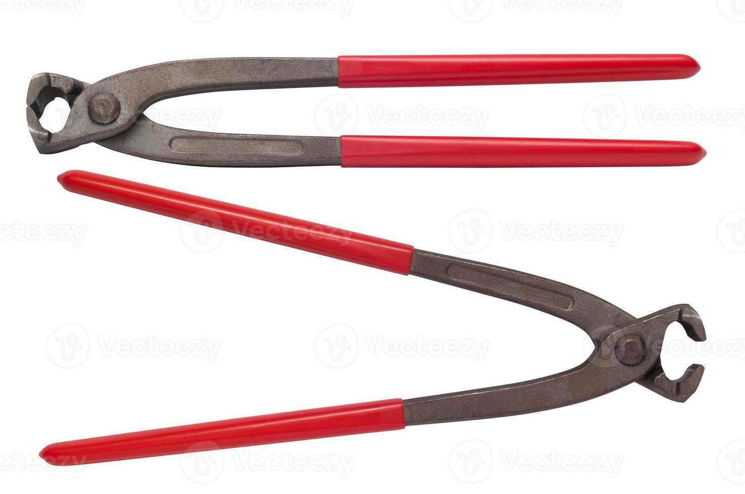 tang för koppling av ventilen foto