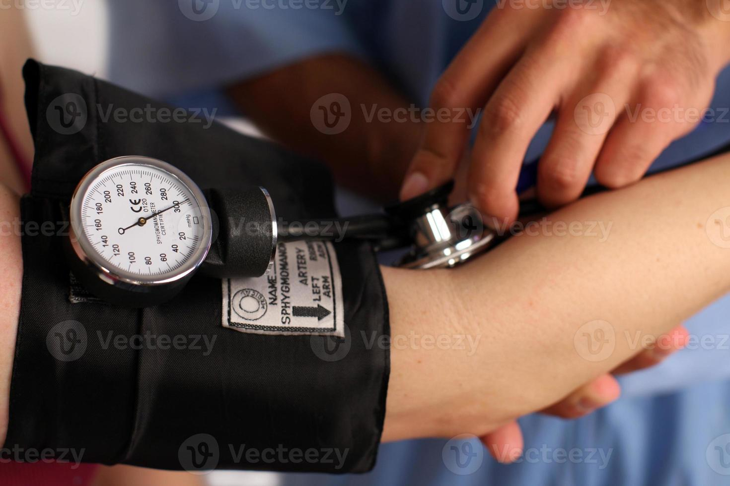 blodtryck foto