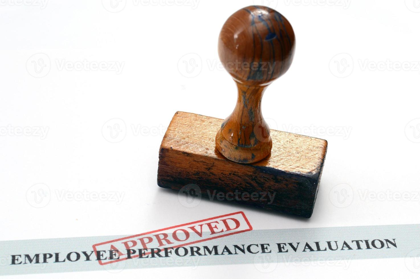 utvärdering av anställdas prestanda foto