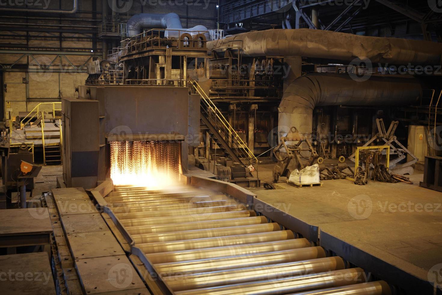 stålverk foto