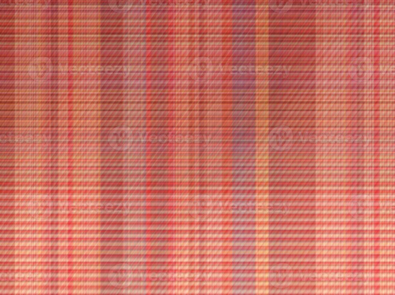 tyg pläd av färgglad bakgrund och abstrakt konsistens foto