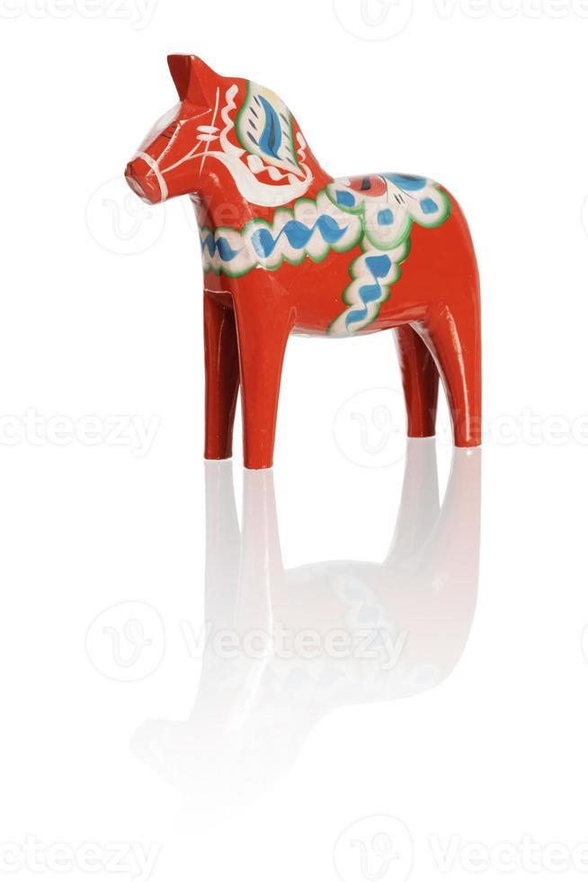 dalecarlian häst foto