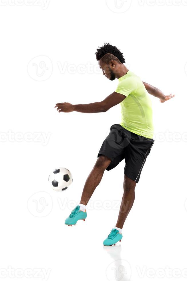 sparkar fotboll foto