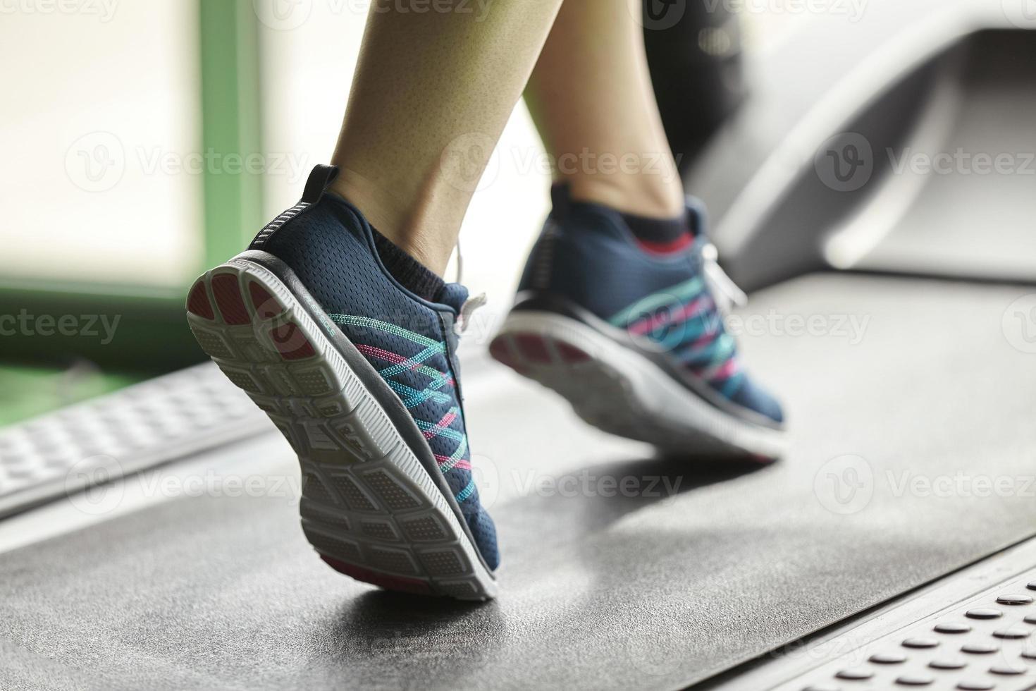 fitness löpband foto