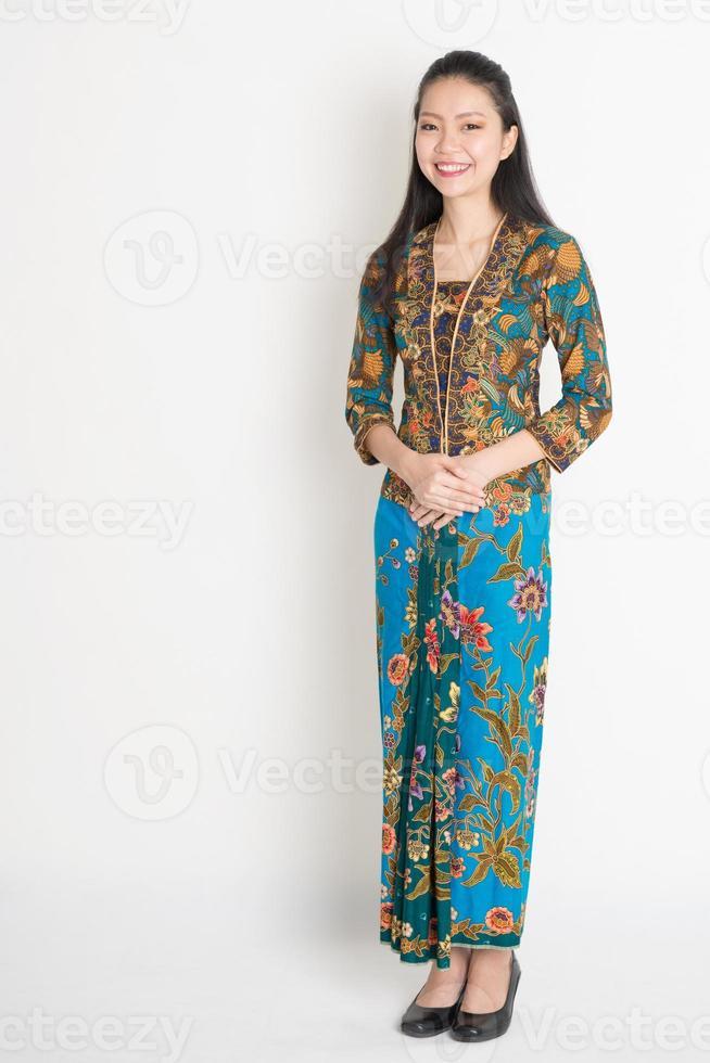 sydostasiatisk tjej foto