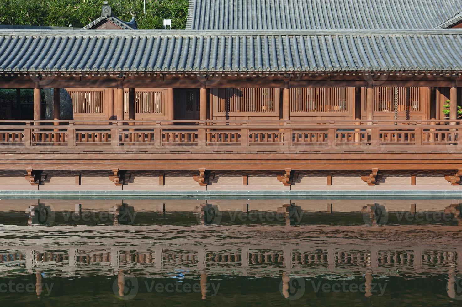 asiatisk korridor foto