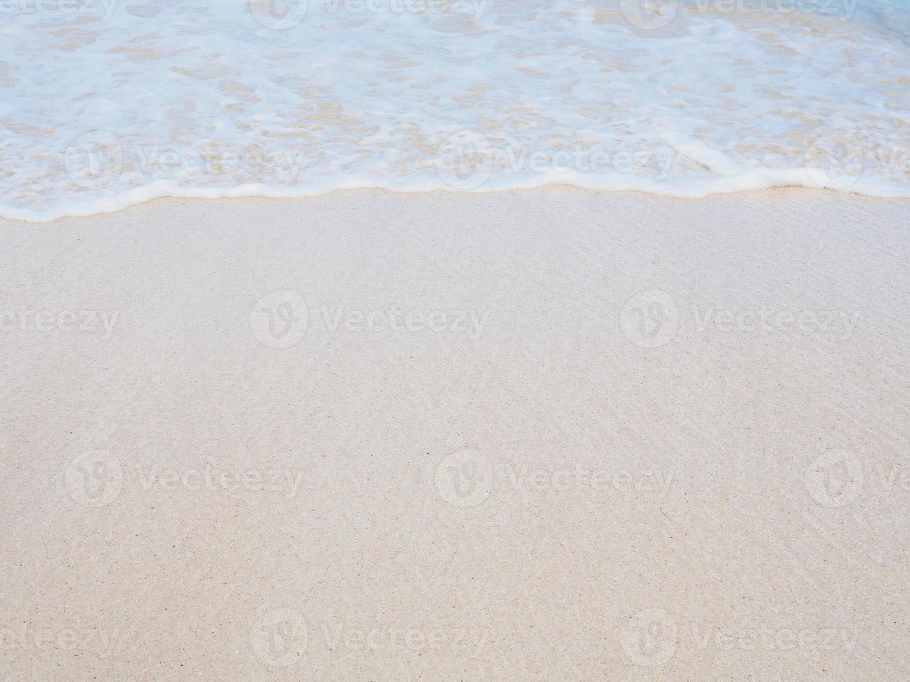 våg av Waikiki Beach foto