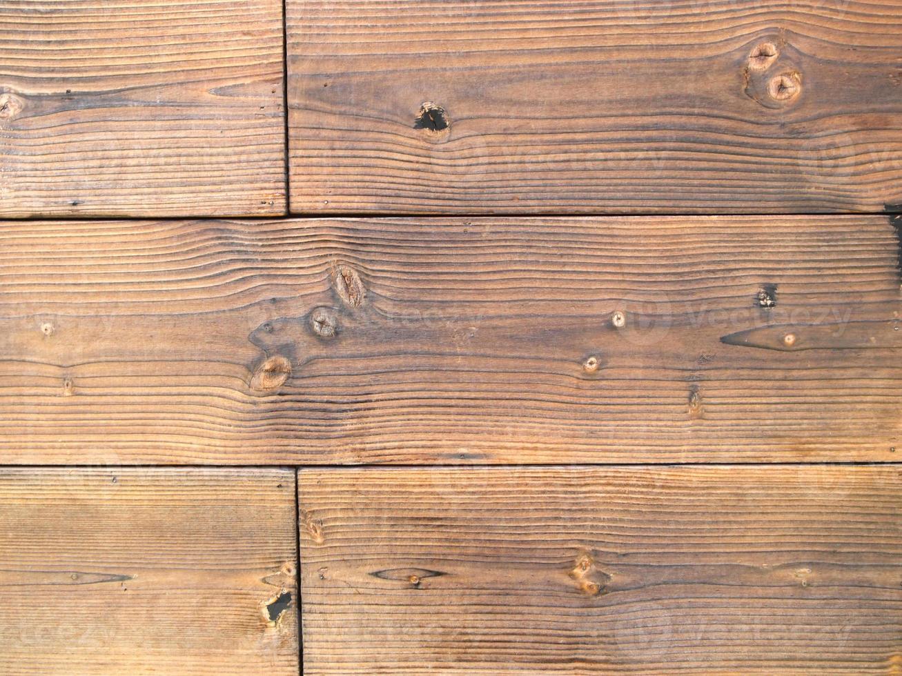 träpaneler som används som bakgrund foto