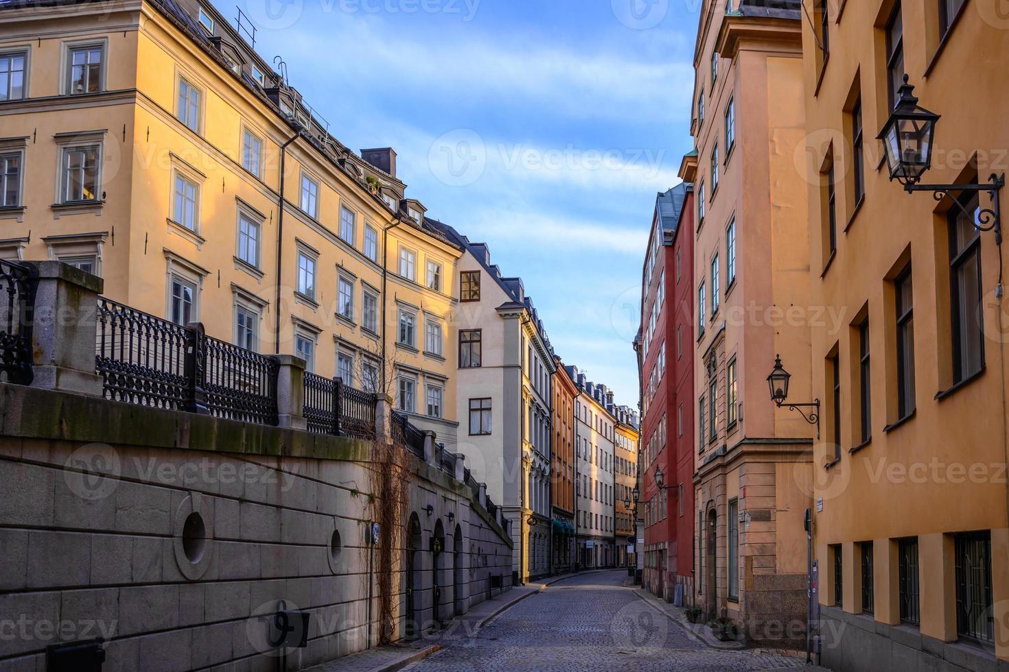 den gamla staden foto