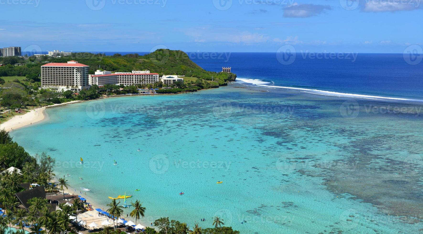 tropiskt paradis foto
