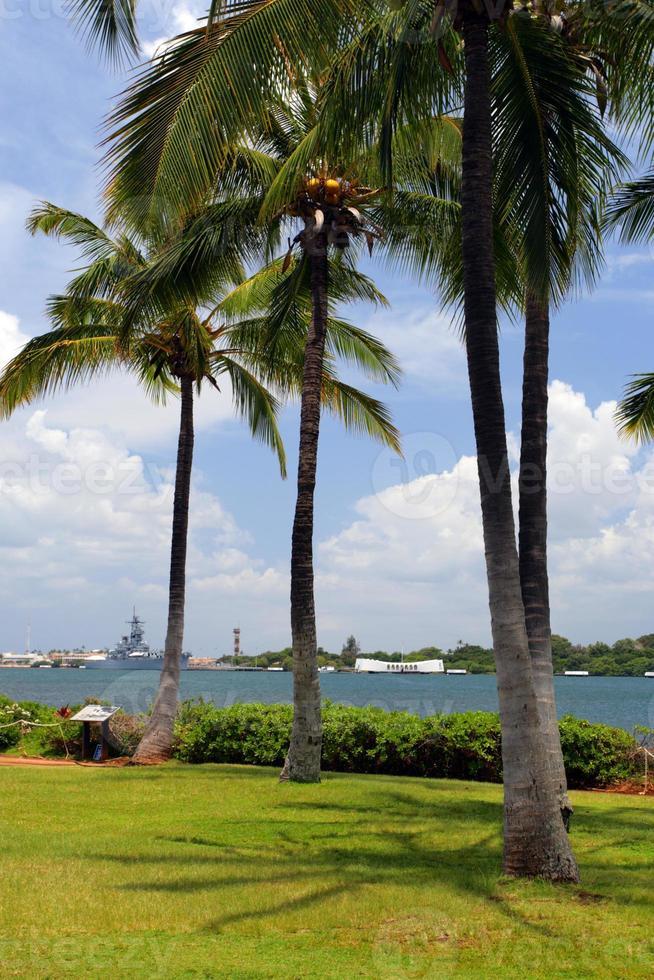 pärlahamnen, o'ahu, hawaii foto