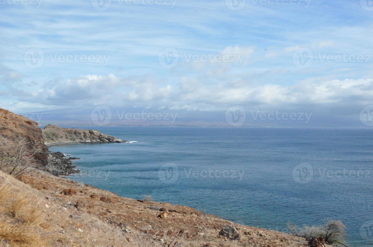 maui på hawaii foto