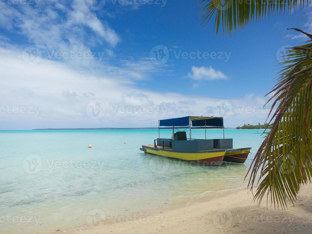 transport till paradiset foto