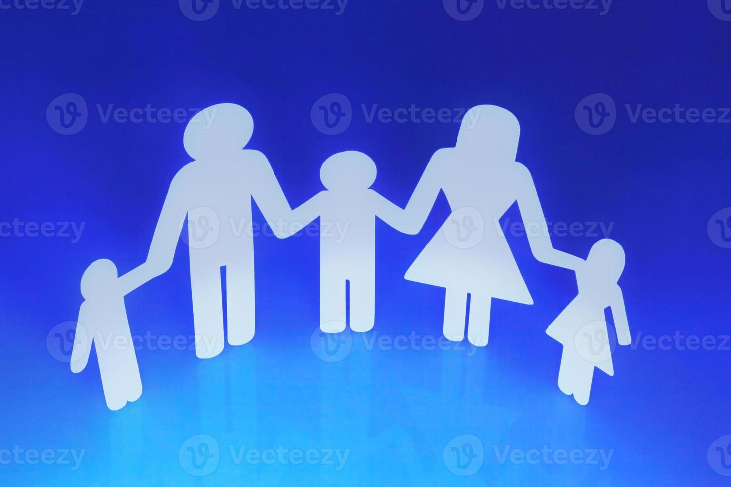familj koncept foto
