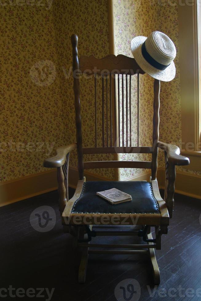 antik stol foto