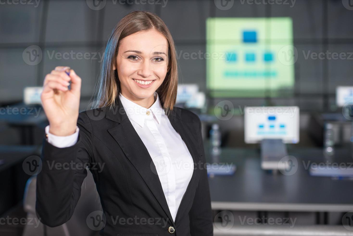 presentation foto