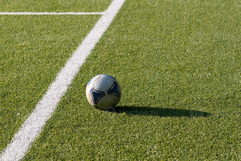 fotbalfält foto