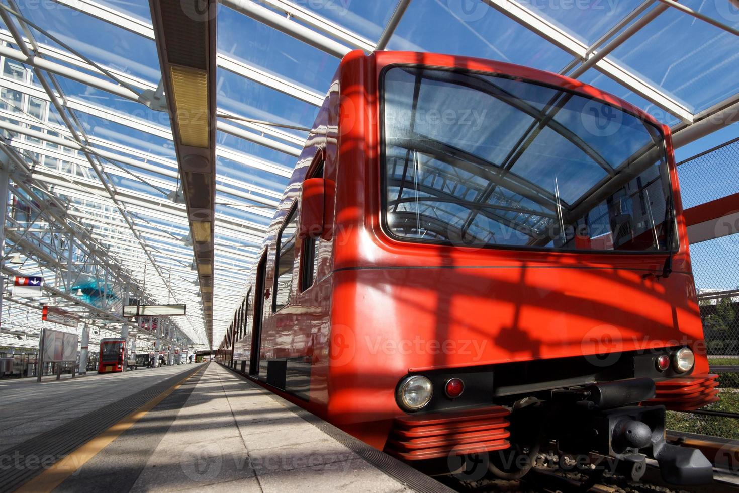 tunnelbanetåg foto
