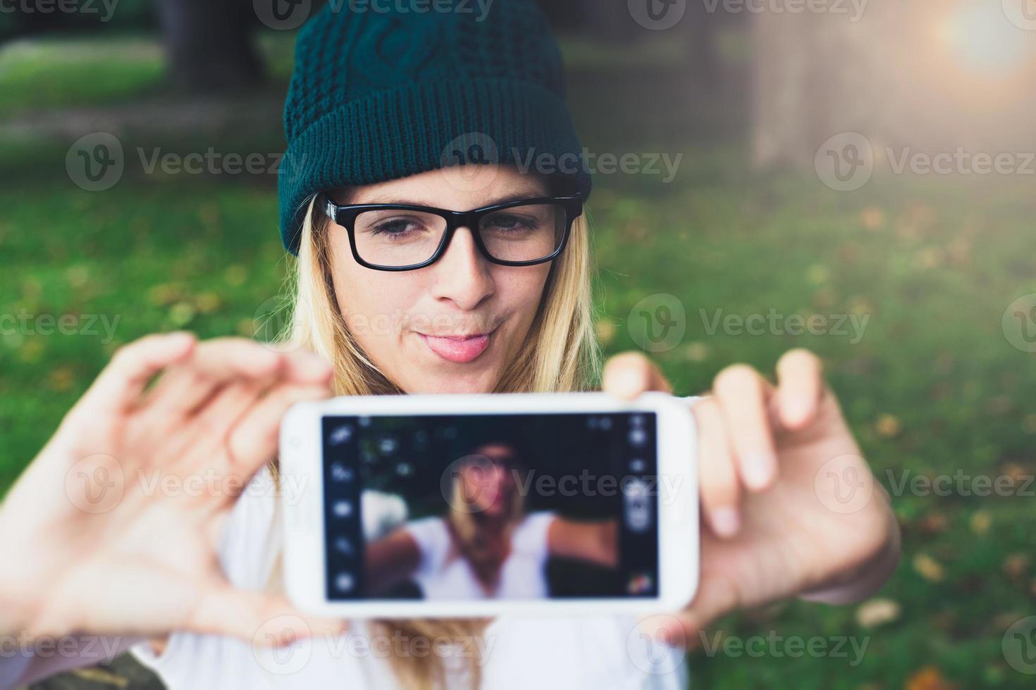 tar självporträtt foto