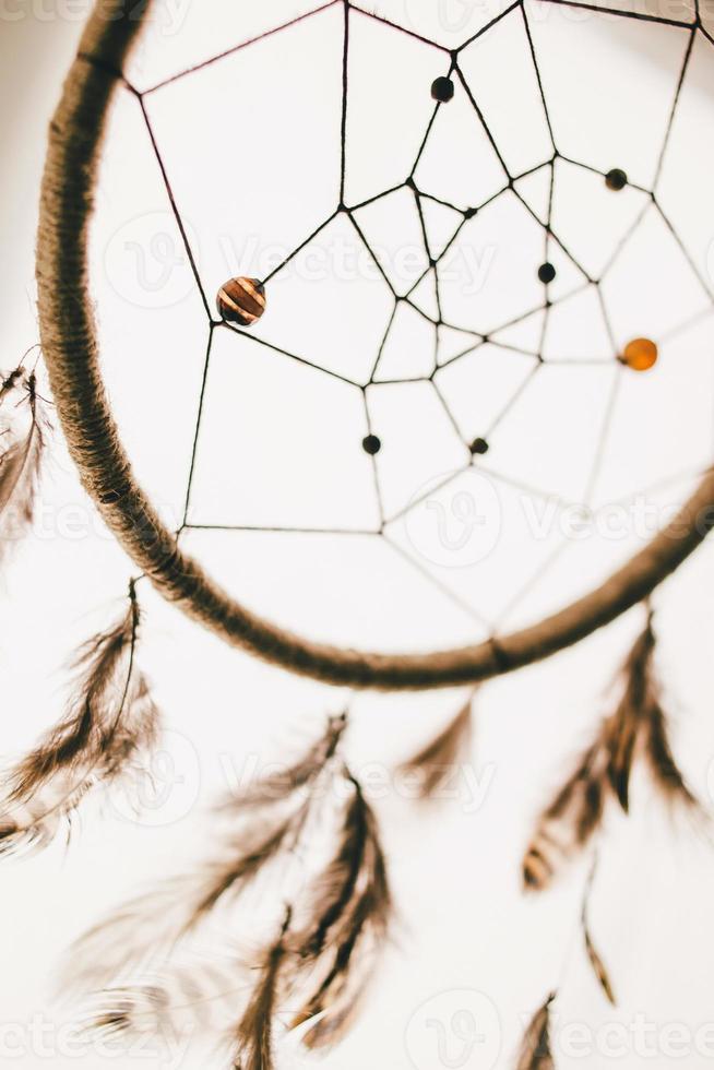 dreamcatcher närbild foto