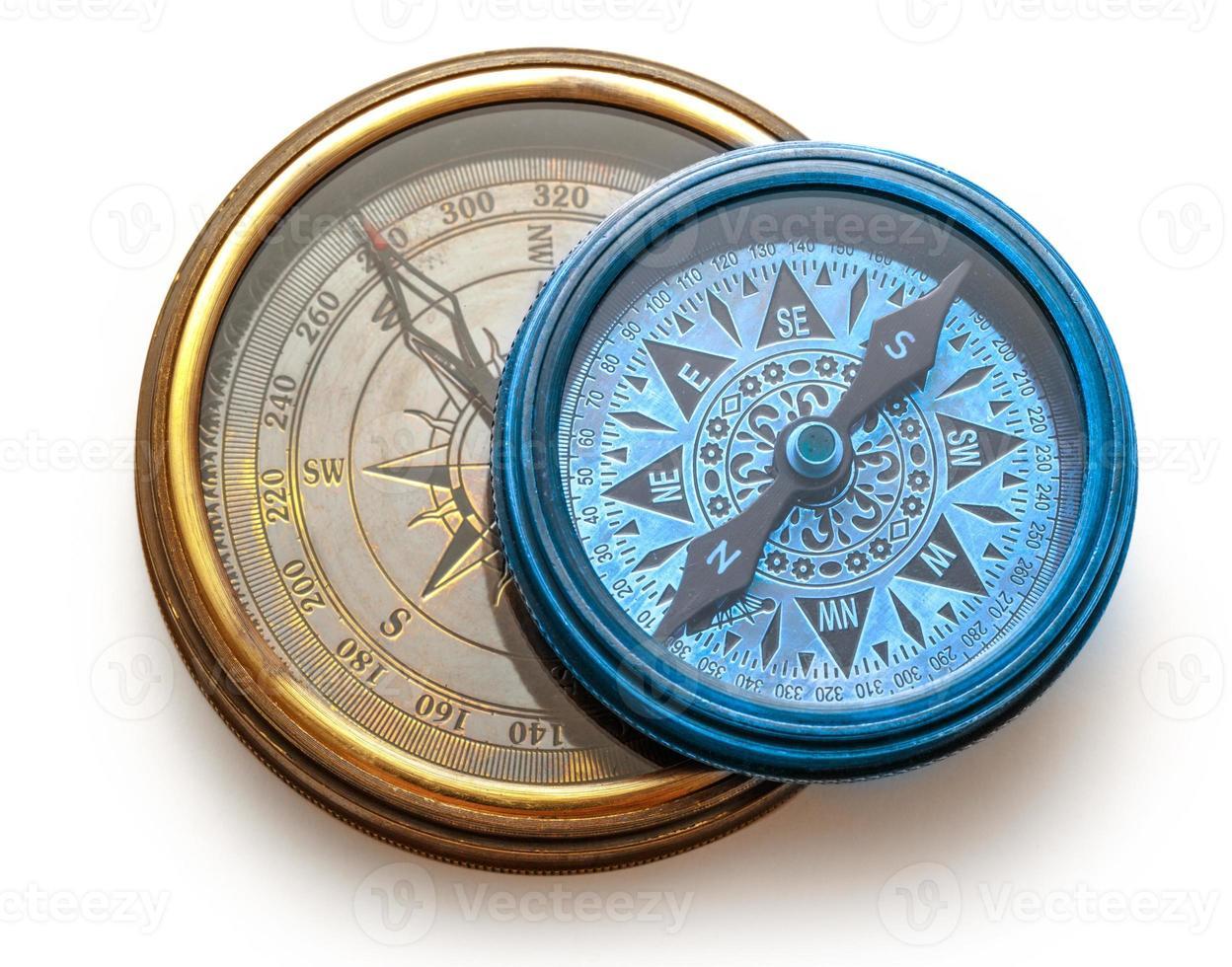 vintage kompass foto