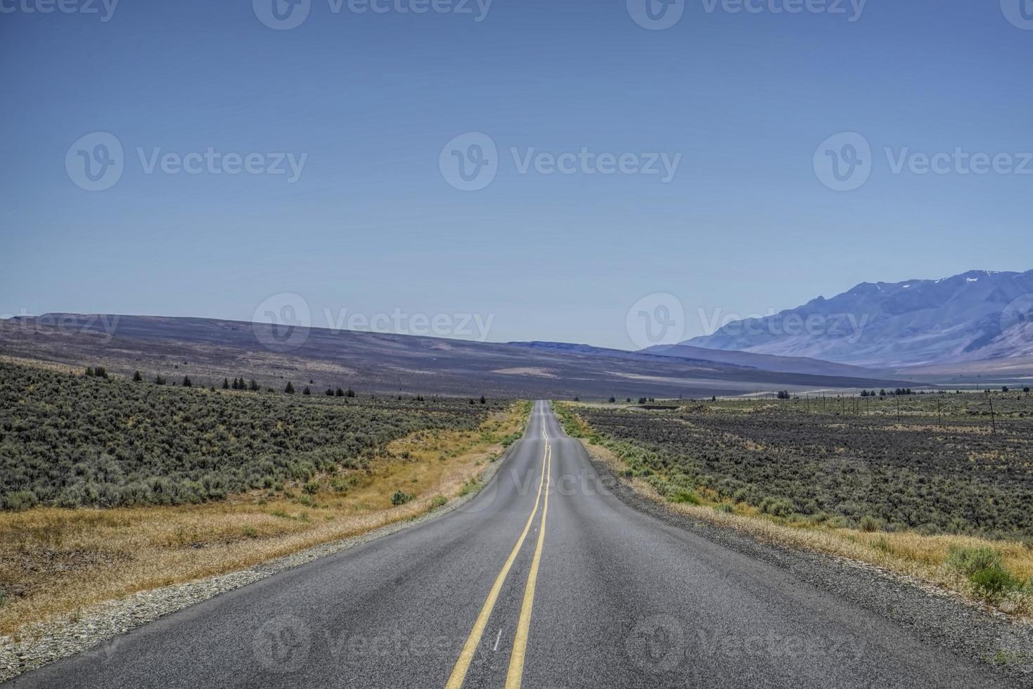 östra Steens väg foto