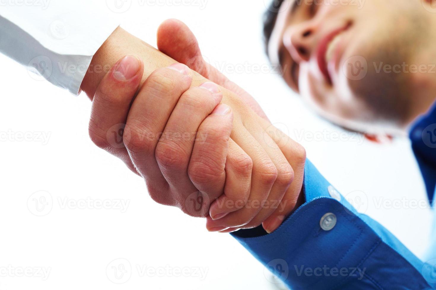 efter undertecknande av kontrakt foto