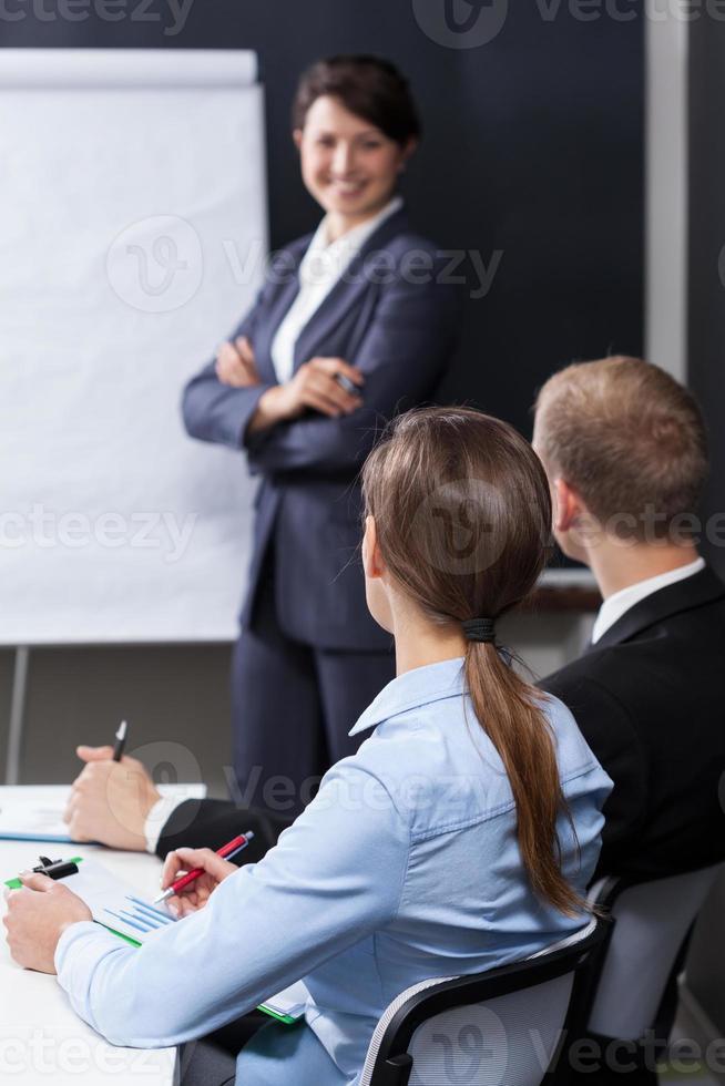 listar föreläsningen foto