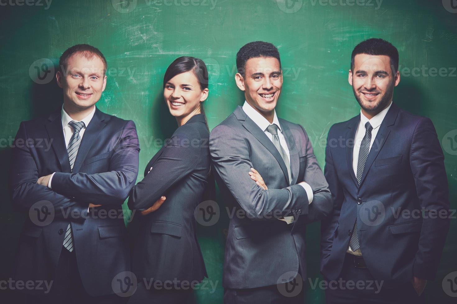 framgångsrika chefer foto