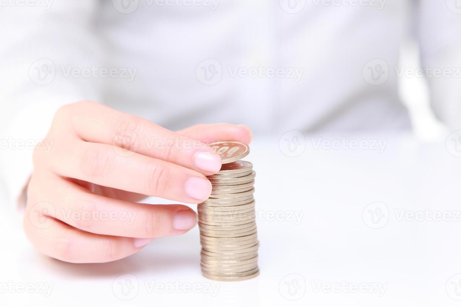 inkomstökning foto