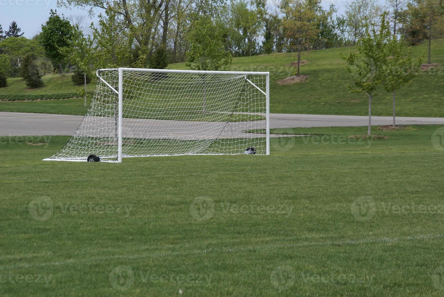 fotbollsnät foto
