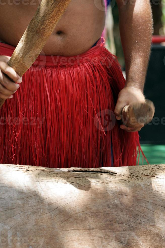 polynesikultur foto