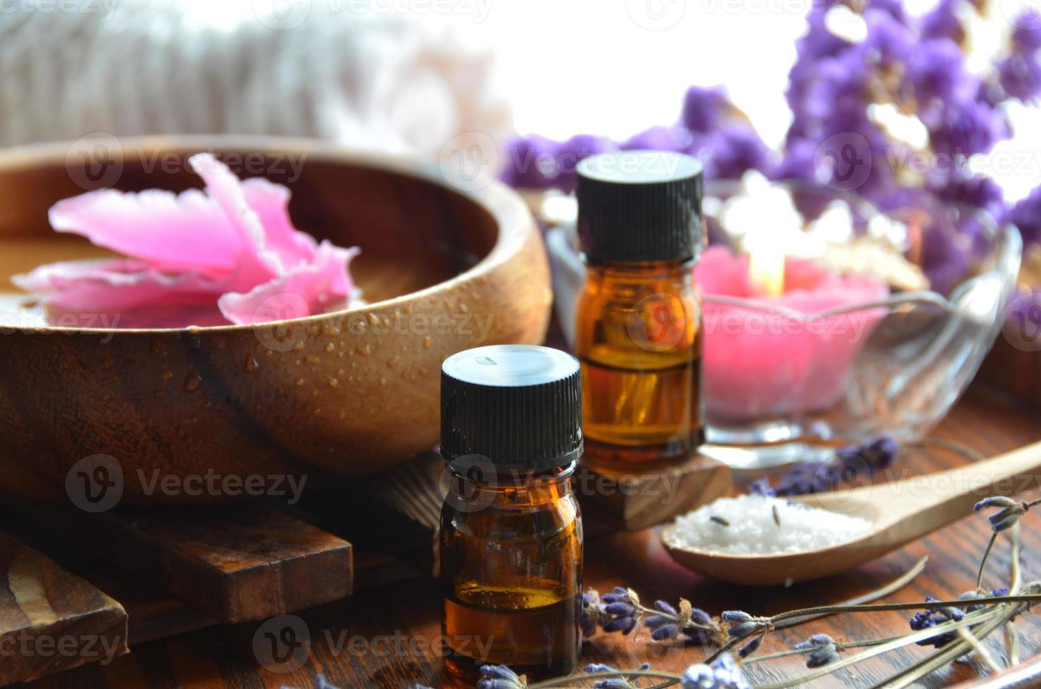 aromaterapibehandling foto