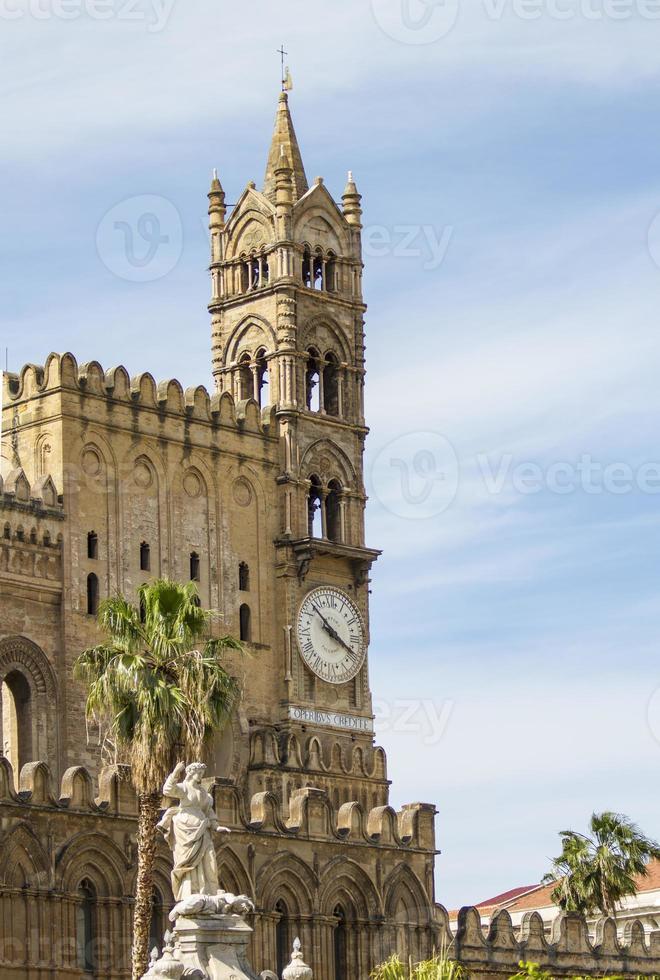 Palermo domkyrka foto