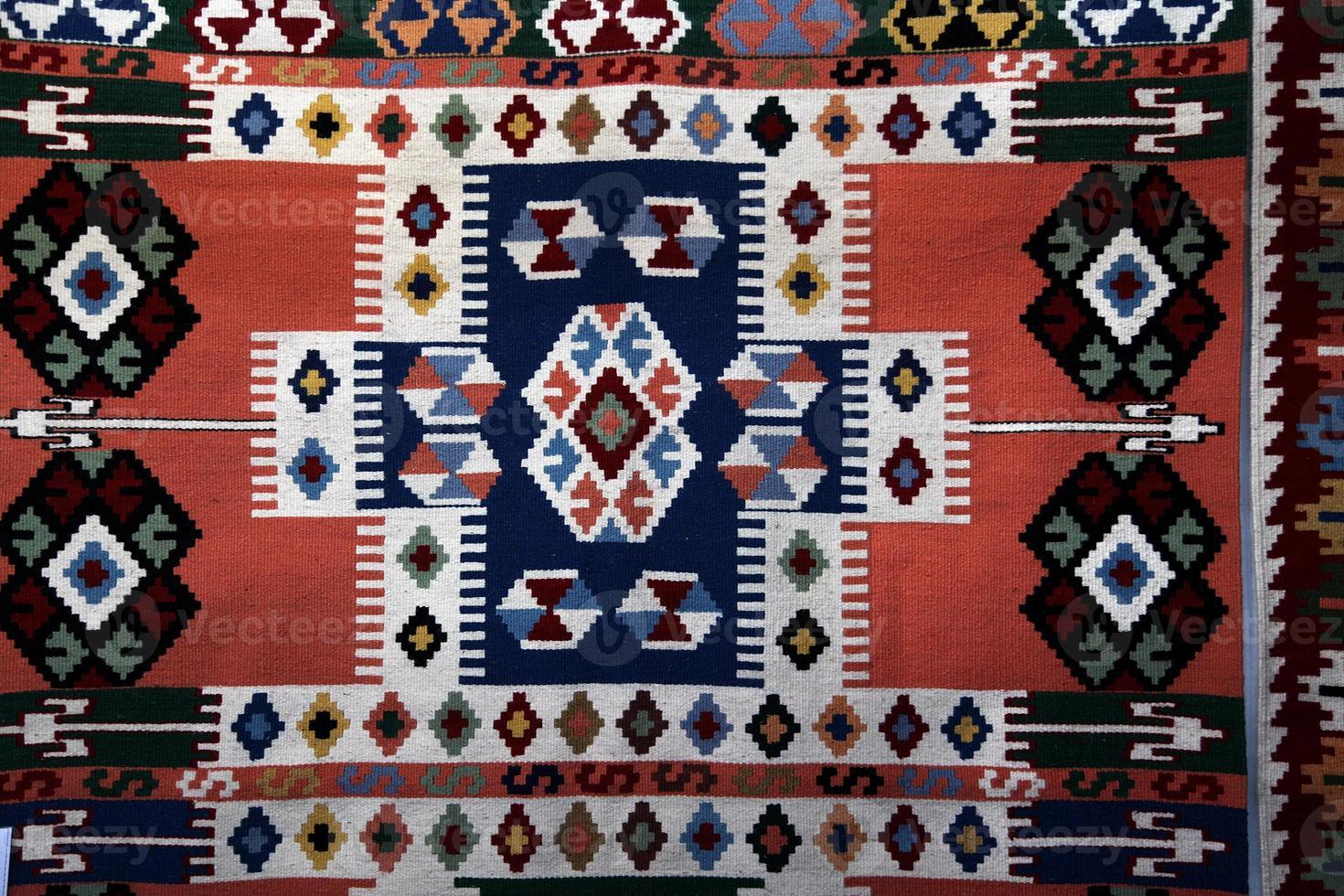 turkiska mattan foto