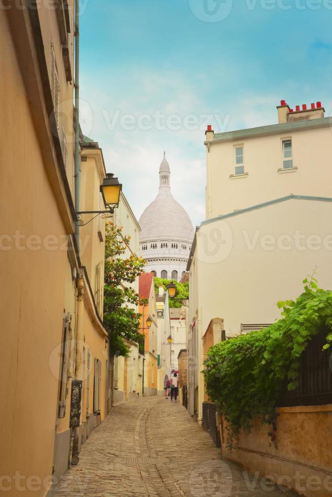 paris street foto