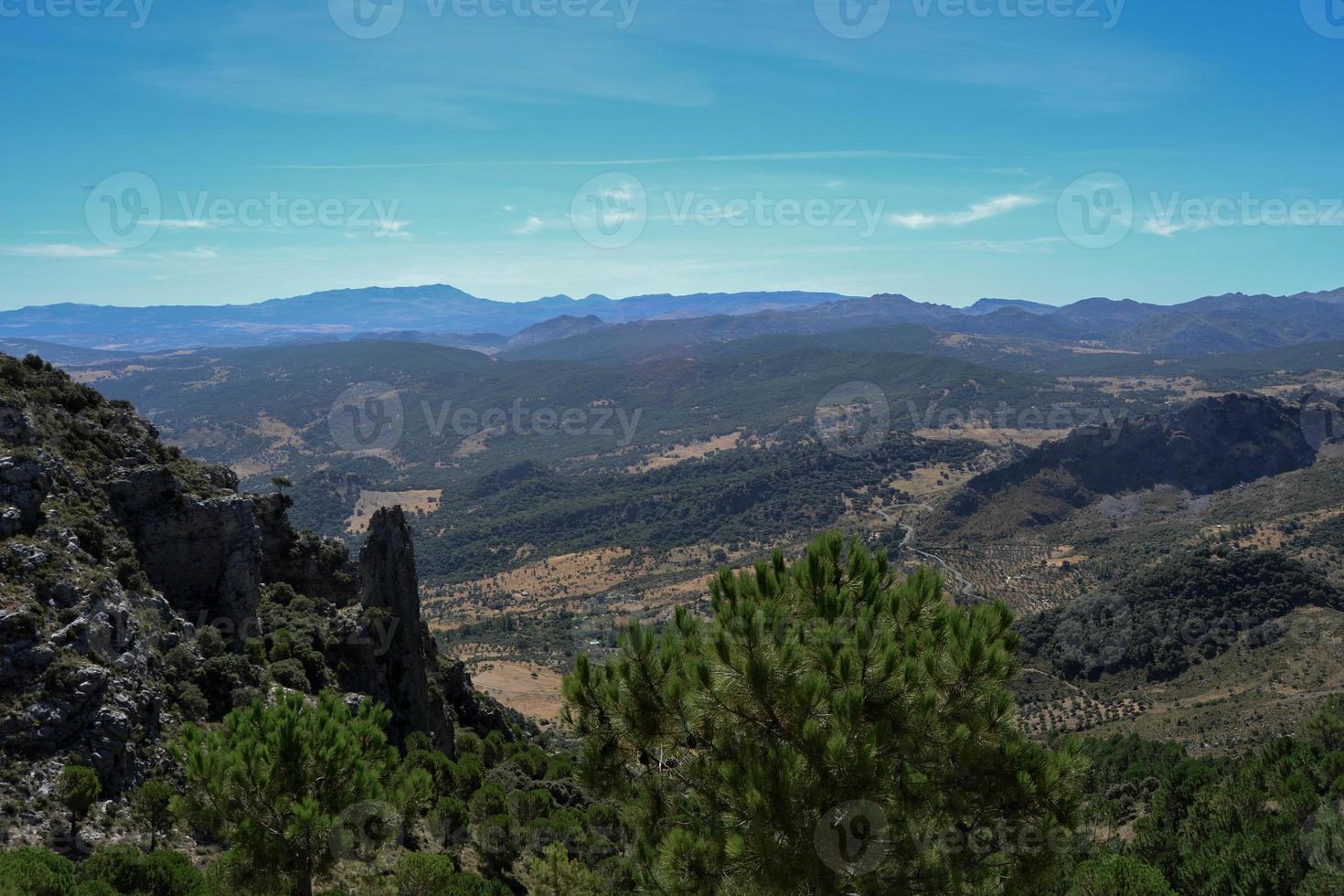 Granalema naturpark foto